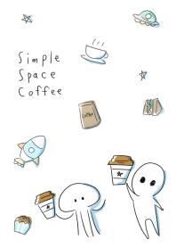 簡單的 空間篇 咖啡