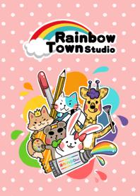 彩彩的Rainbow Town