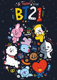 BT21(彩色版畫篇)