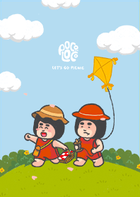 Poco and Loco : Time To Picnic!