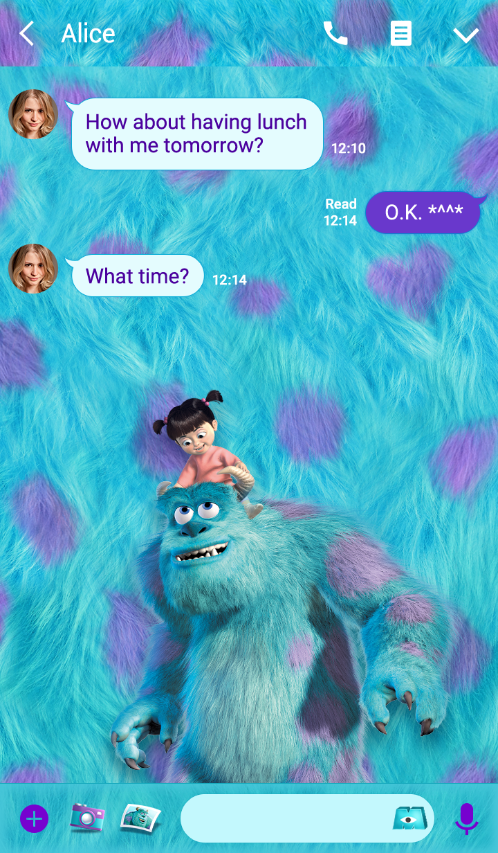 Monsters, Inc. (Sully)