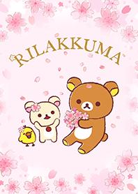 Sakura Rilakkuma