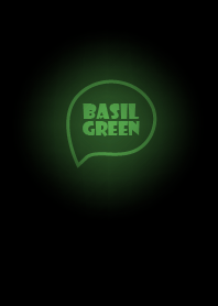 Basil Green Neon Theme Vr.5