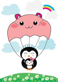 Cute Penguin v1