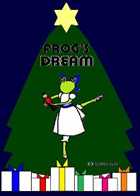 Froggy Ballerina~Frog's Dream~