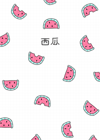 water melon (chinese)