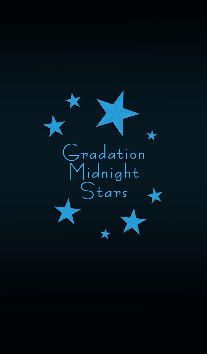 GRADATION MIDNIGHT STAR 27