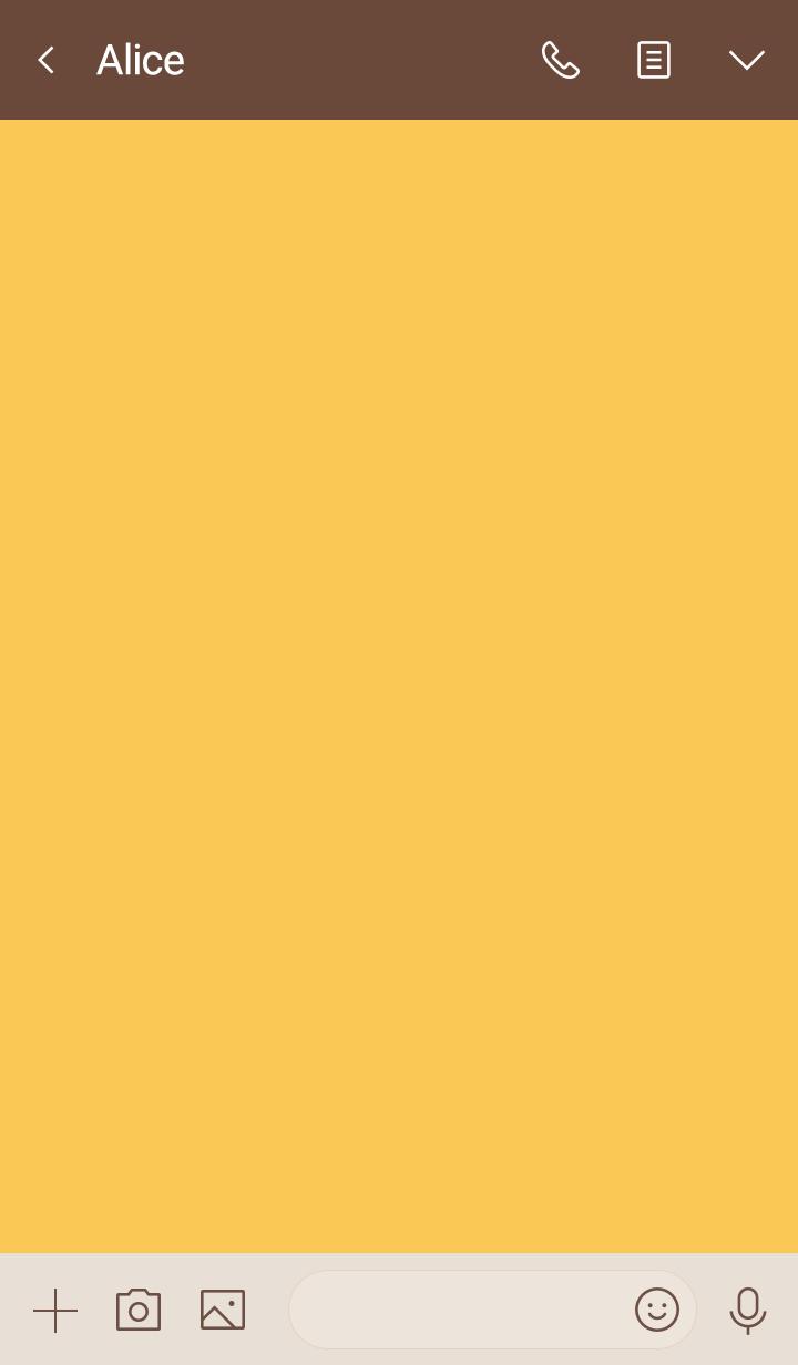 Basic. [Yellow]