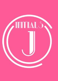 """Initials 3 """"J"""""""