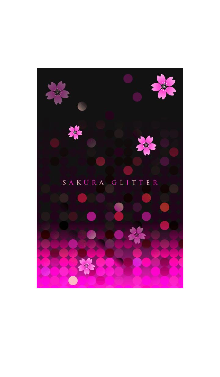 sakura glitter 1