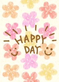 Flower garden- smile5-