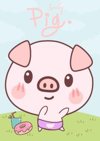 Baby-Pig (Beige-pink ver.)