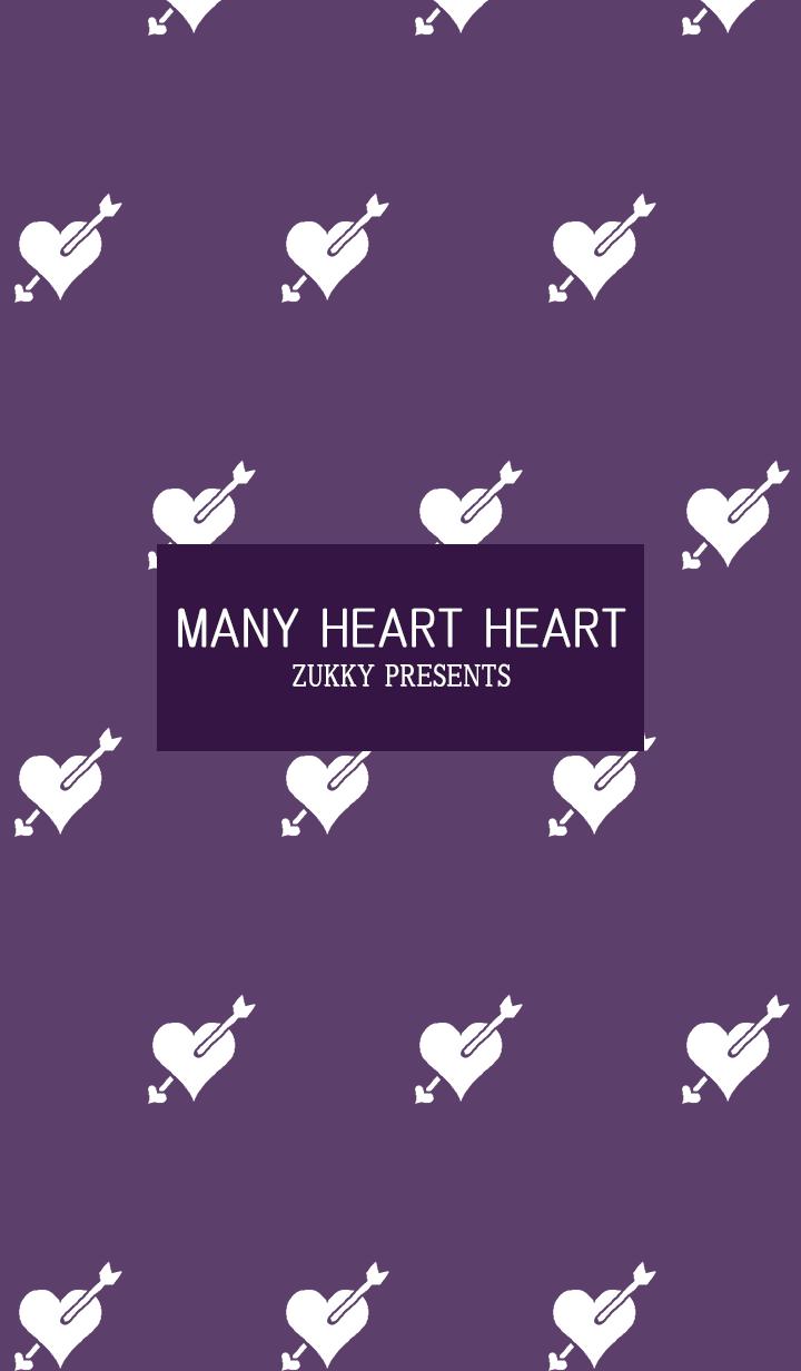 MANY HEART HEART12