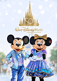 歡慶華特迪士尼世界50週年
