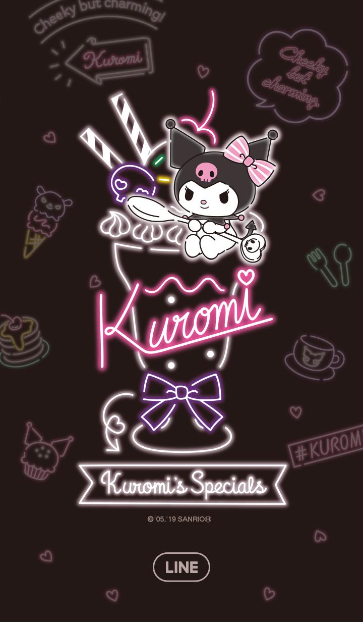 Kuromi: Neon Parlor