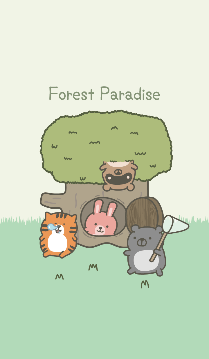 Forest Paradisev 2.0