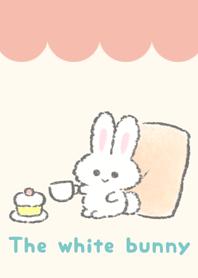 The white bunny theme 1 (f)
