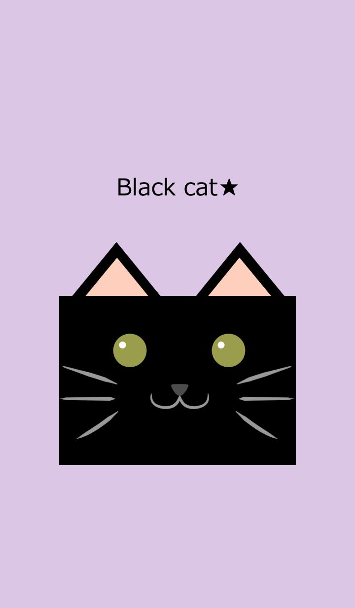 Pop Black cat