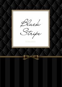 黑色條紋 .
