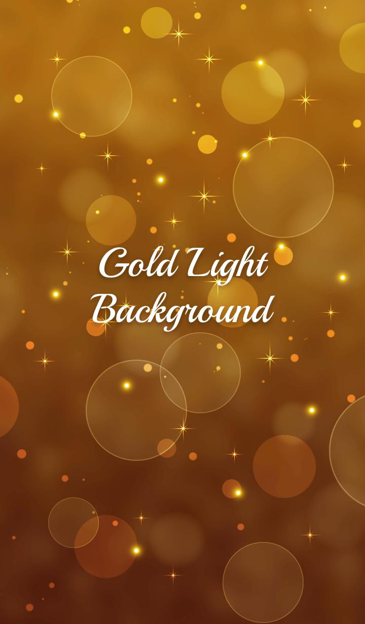Gold Light Background.