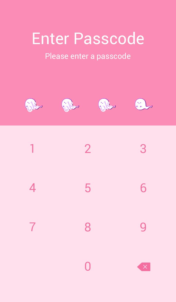 Simple ghost 9