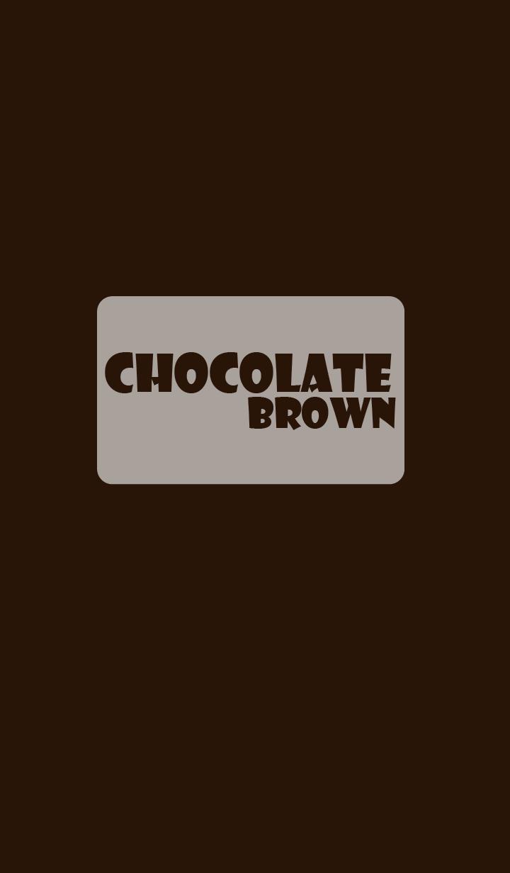 chocolate brown theme (jp)