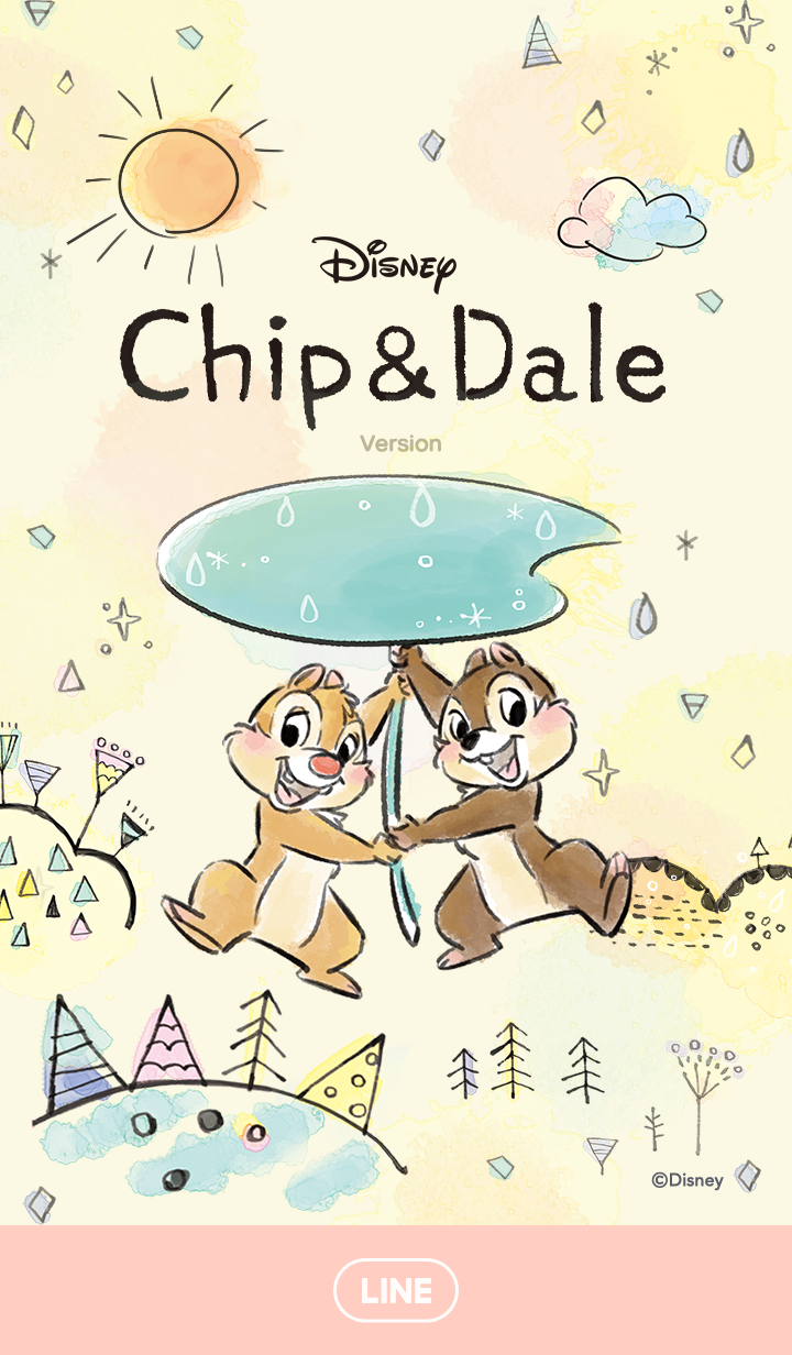 Chip 'n' Dale: After the Rain