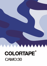 COLORTAPE II CAMOUFLAGE IN DARK NO.30