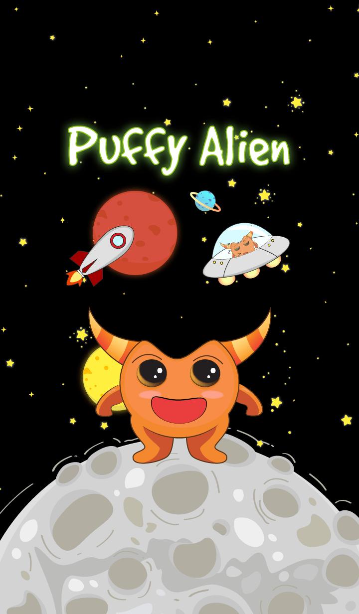 Little Puffy Alien
