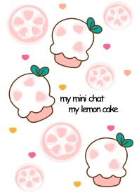 Pink lemon cake 17