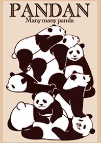 Pandans(Brown)