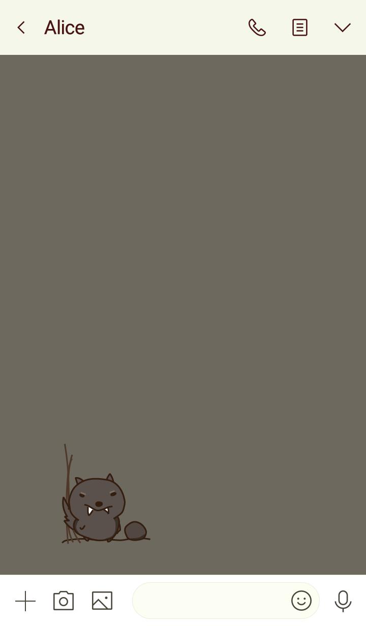 sheep staring - 01