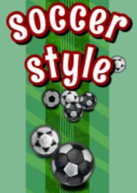 soccer style(足球)