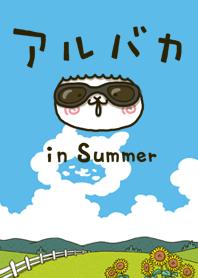 fool alpaca in Summer (Theme)