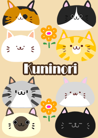 Kuninori Scandinavian cute cat
