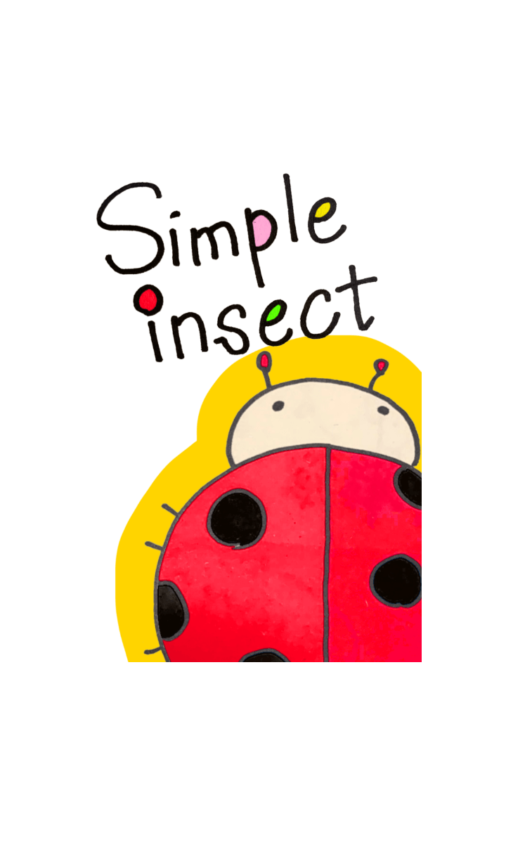 Simple insect 10