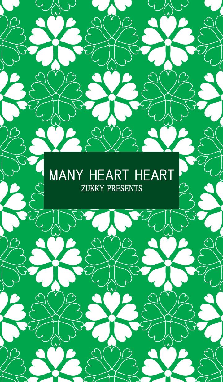 MANY HEART HEART6