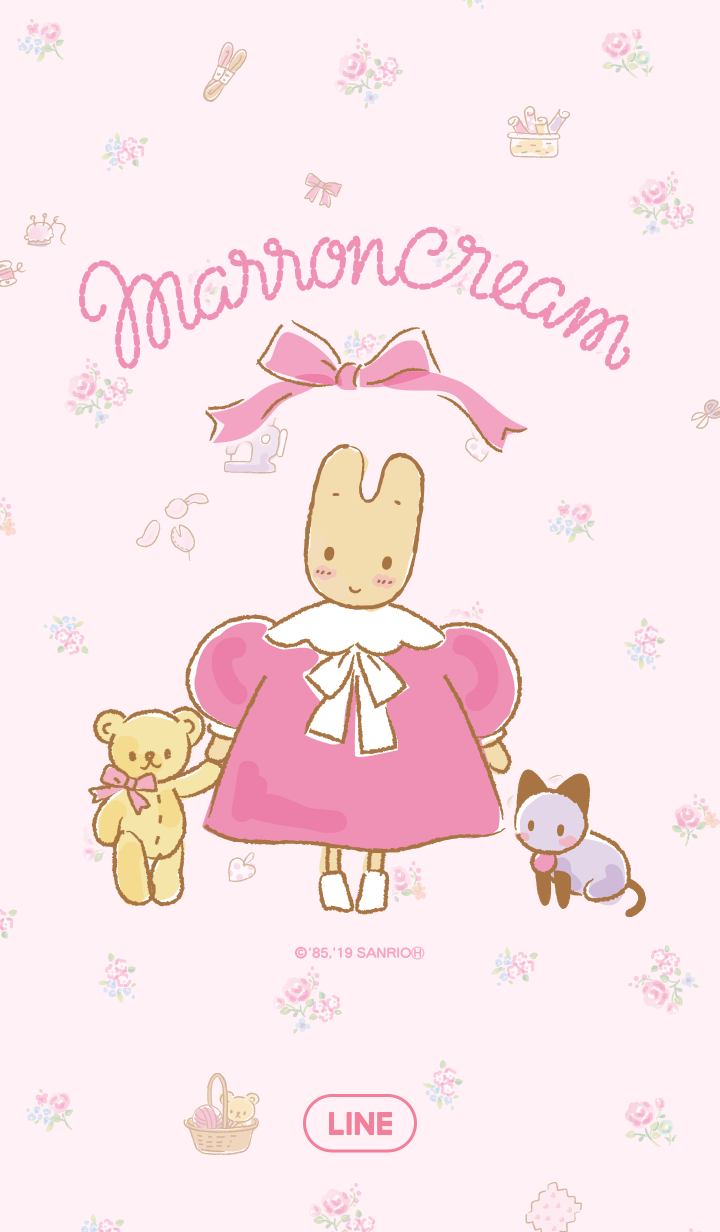 MARRONCREAM (Sewing)