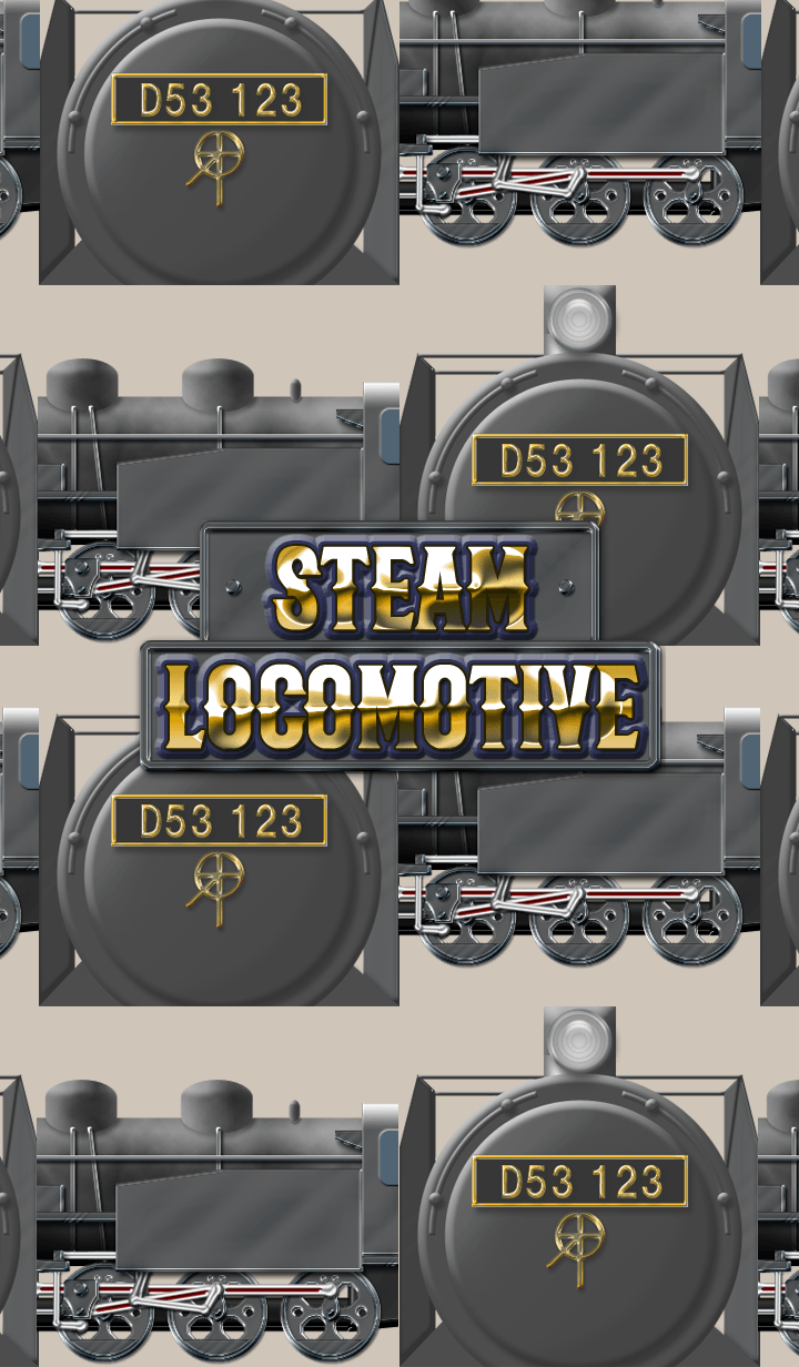 Steam locomotive (international)