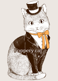 Foppery cat[red]