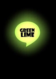 Lime Green In Black Vr.4
