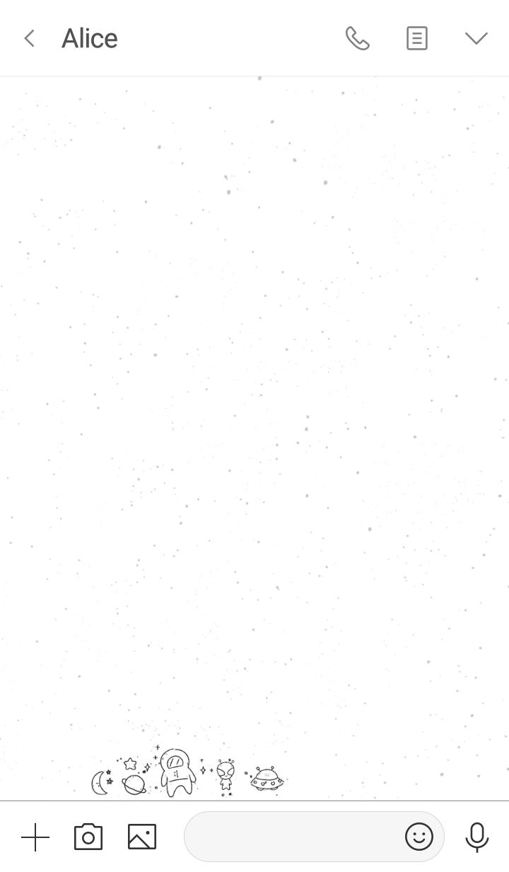 My white Galaxy