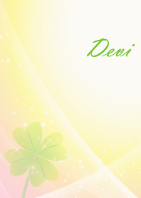 No.1427 Devi Lucky Clover name