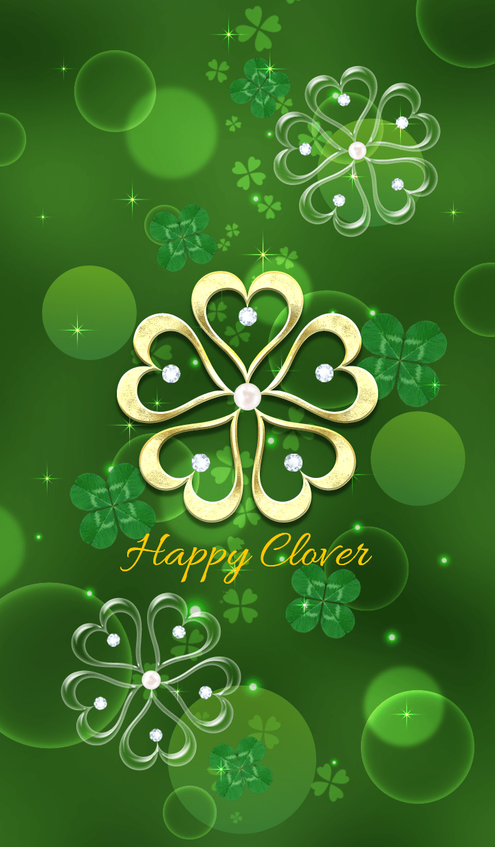 Luck rise ! Happy Clover ! 2