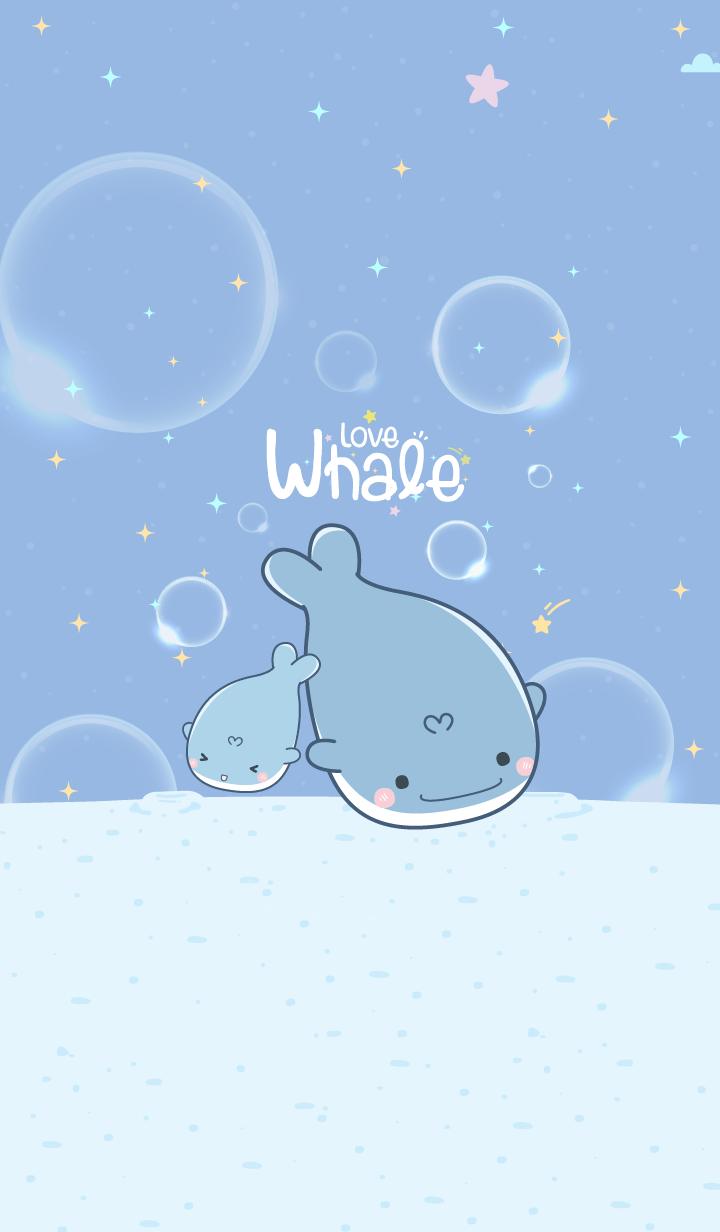 Whale Mini Bubble Ocean