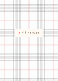 love and happiness-plaid