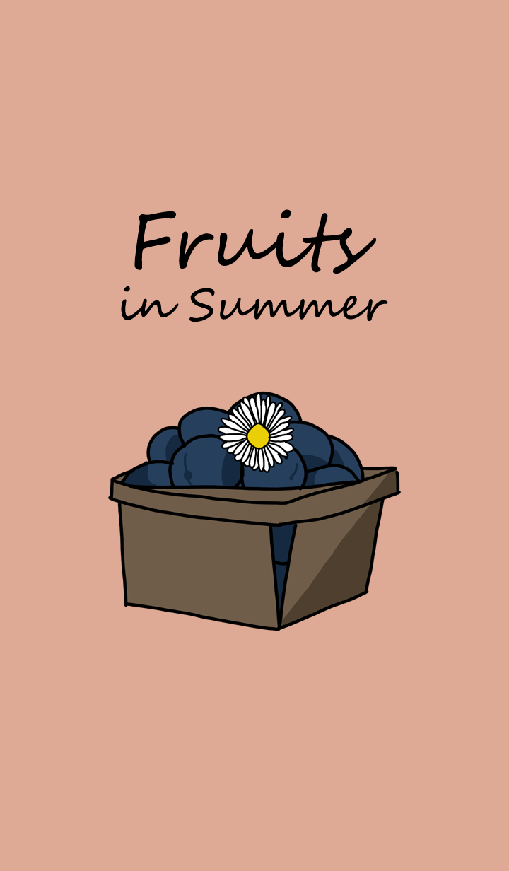 Fruits of Summer is coming