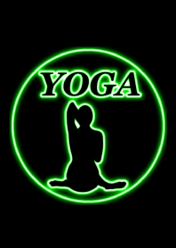 Yoga Silhouette 14