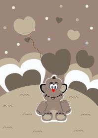 Monkey theme v.5