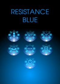 RESISTANCE BLUE